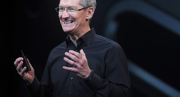 Apple-China Mobile deal a watershed moment: Tim Cook