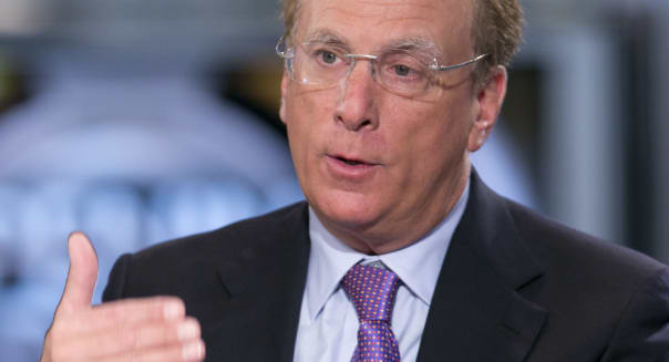 BlackRock Chairman and CEO Laurence Fink. The average pay of a Wall Street CEO went up by 22 percent in 2013, on top of the 22 percent increase the year before. Fink was the best paid with a pay package of $22.9 million. (AP Photo/Mark Lennihan, File)