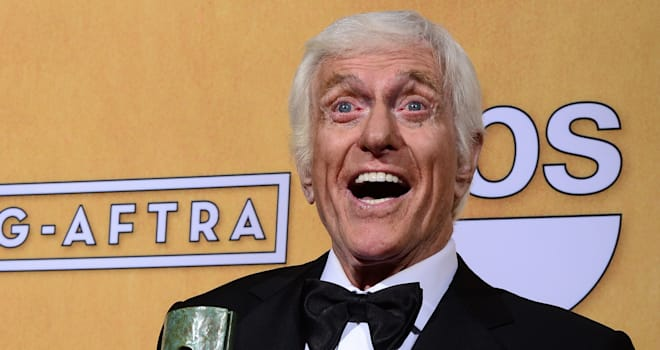 Dick Van Dyke at the 2013 Screen Actors Guild Awards