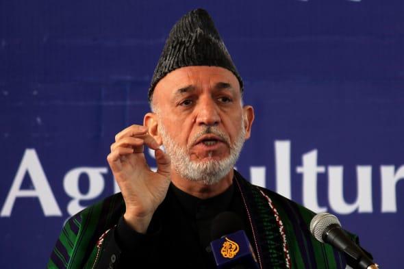AFGANISTAN-POLITICS-KARZAI