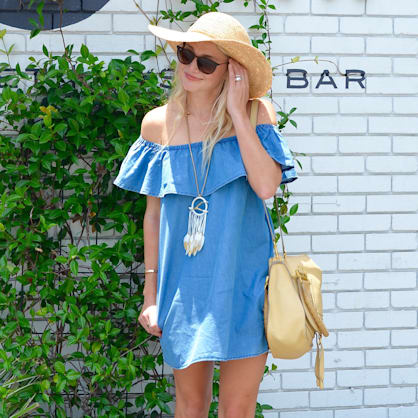 Street style tip of the day: Southern hospitality
