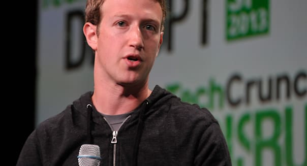 mark zuckerberg facebook ipo TechCrunch Disrupt SF 2013 - Day 3