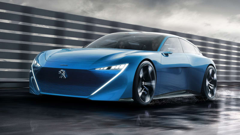 Peugeot's Instinct Concept will connect all of your things