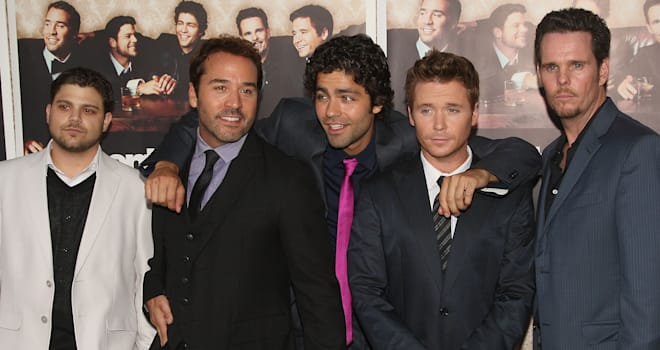 'Entourage' Season 6 Premiere Event on July 9, 2009