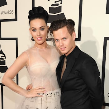 Photo of Katy Perry & her Brother  David Hudson