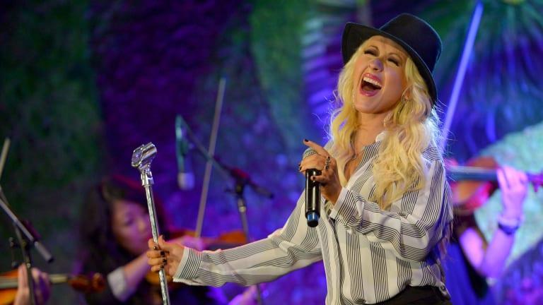 Report: Christina Aguilera is pregnant!