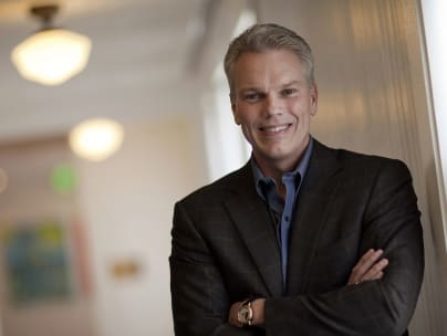 Intuit CEO Brad Smith Interview