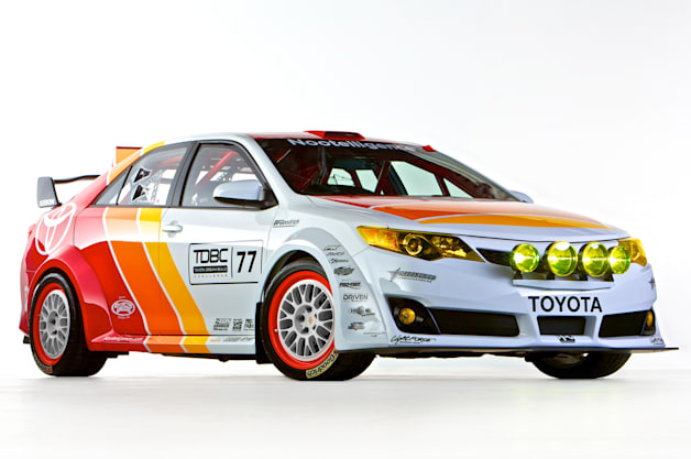 Toyota unveils the vehicles it's bringing to SEMA 2013 next week.