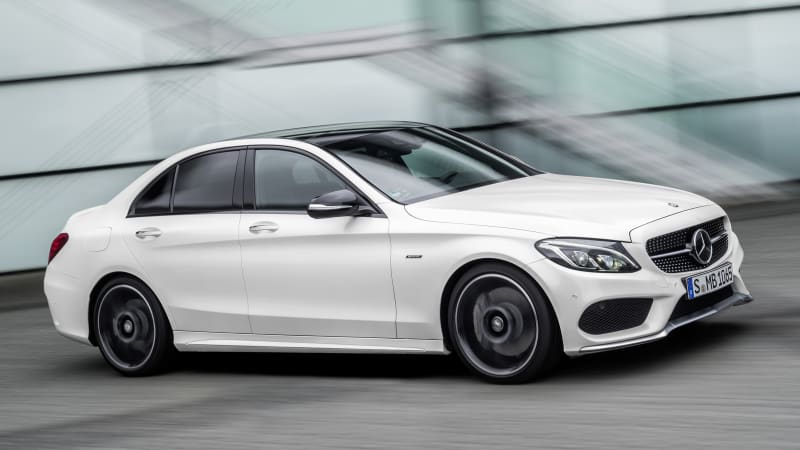 2016 mercedes benz c450 amg sport bridges the gap between for 2016 mercedes benz c63 amg 4matic