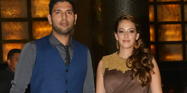 Yuvraj slams Western Union for claiming his fiancée 'not Hindu enough'