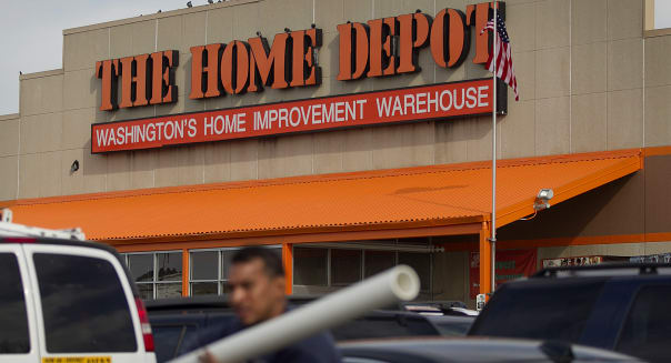 home depot shopper washington dc home improvement earnings stocks investing