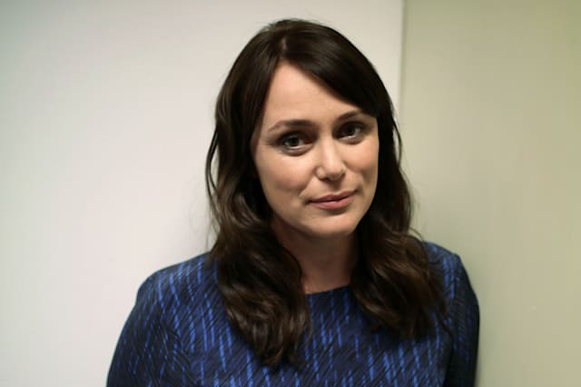 Line of Duty actress Keeley Hawes