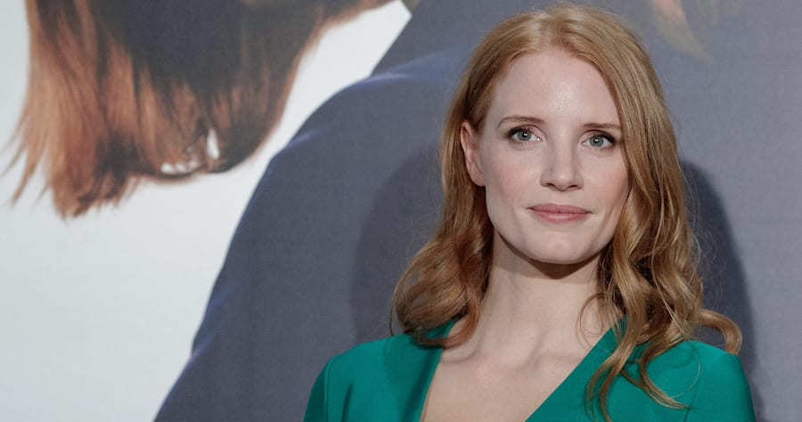 Jessica Chastain Attends 'Miss Sloane' Madrid Photocall