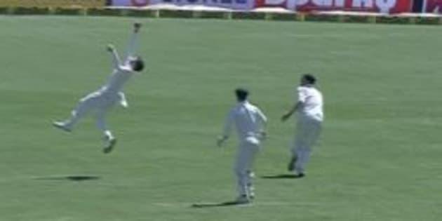 India need 106 runs to win Test series against Australia