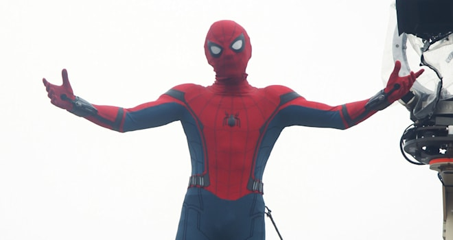Spider-Man: Homecoming wraps filming