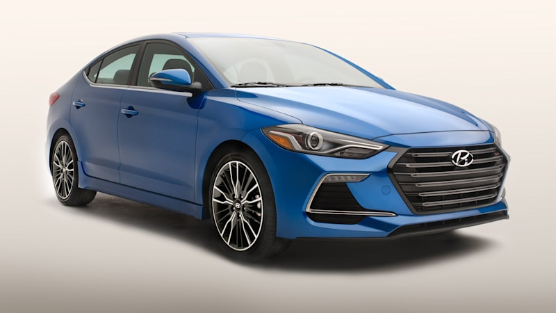 2017 Hyundai Elantra Sport aims to be the Korean Jetta GLI