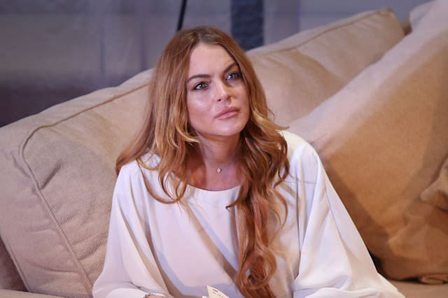 People-Lindsay Lohan
