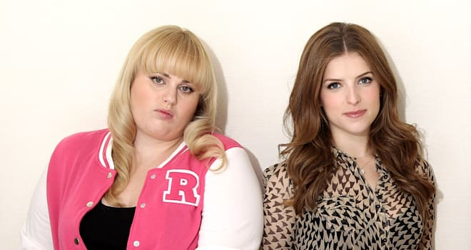 pitch perfect 2 anna kendrick rebel wilson