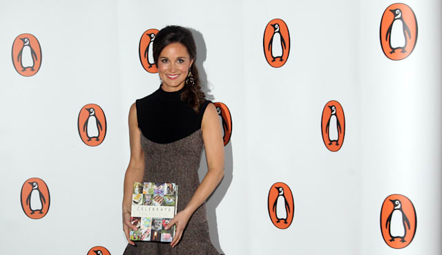 Pippa Middleton Book Launch - London