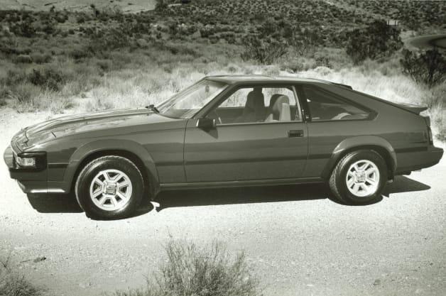 1982-1986 toyota supra