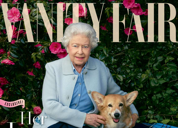 Queen Elizabeth covers Vanity Fair