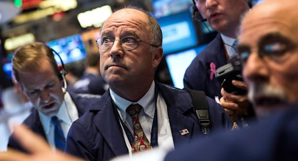 Stocks Drop Lower During Wednesday's Trading Session