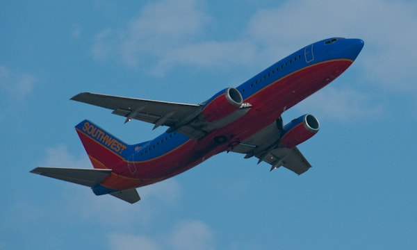 Southwest Airlines N349SW - Departure RSW