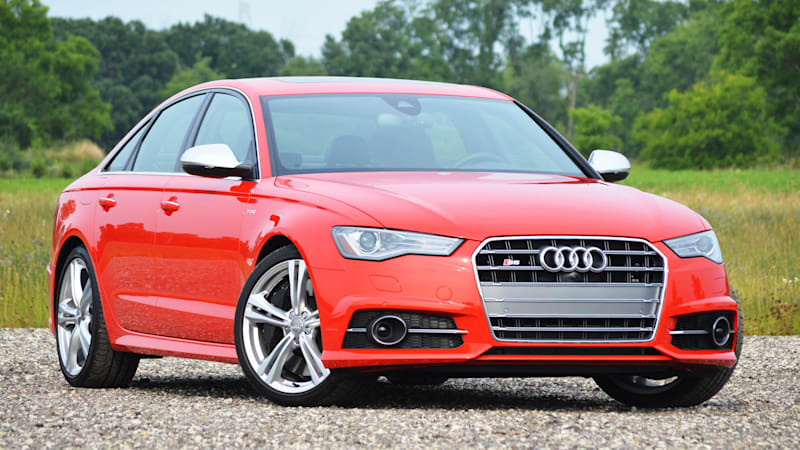 2016 Audi S6 Quick Spin [w/video]