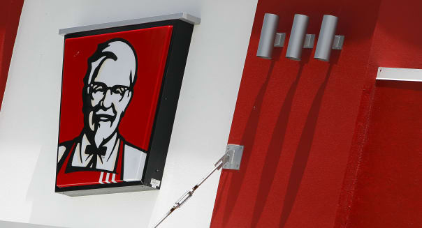 KFC Owner Yum Logs Mixed 4Q Results