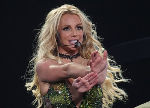 Britney Spears TV movie in the works at Lifetime