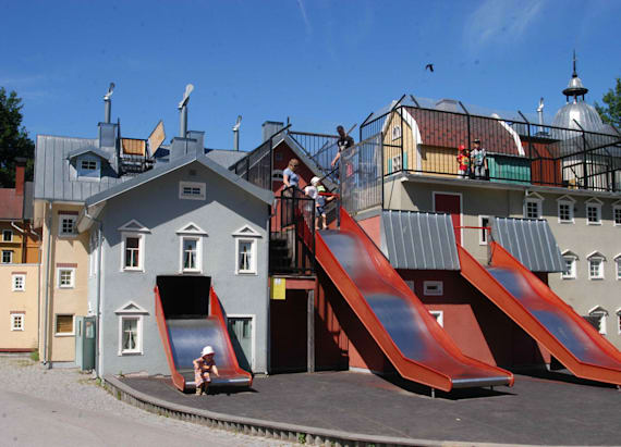16 of the coolest slides from around the world