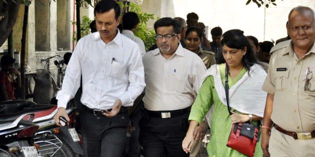 Nupur Talwar gets three-week parole