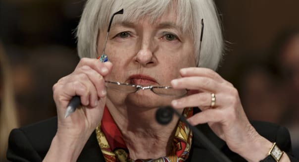 Yellen Congress