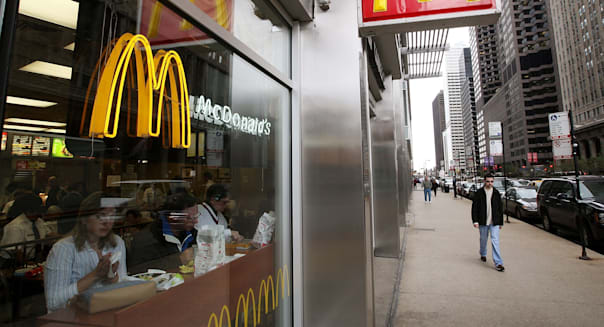 McDonald's U.S. Sales Feel Chill from Wintry Weather
