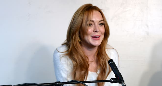 lindsay lohan new movie inconceivable
