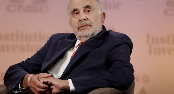 Icahn Backs Off Apple, Says he is Supportive of Buyback Efforts