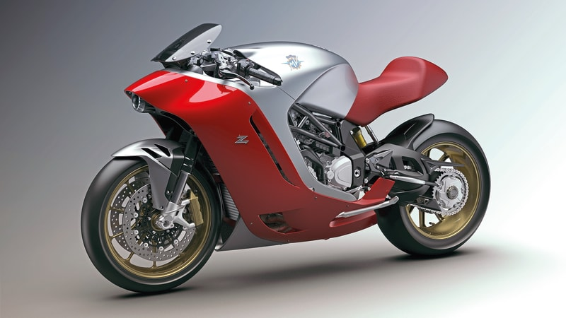MV Agusta F4Z polarizes like nothing else on two wheels