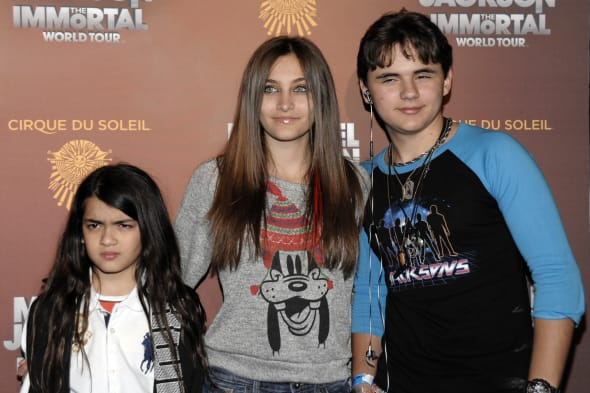People Paris Jackson