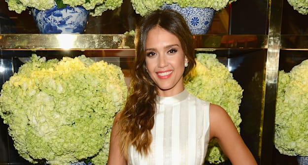 Top 9 at 9: Jessica Alba at the Tory Burch store opening, Reese Witherspoon in lace, and more