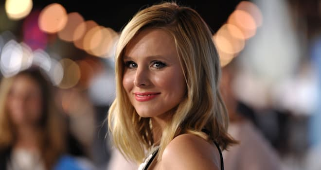 Kristen Bell at the World Premiere of