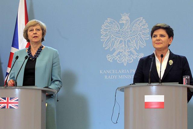 BRITAIN-EU/MAY-POLAND