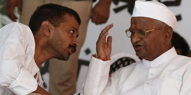 Anna Hazare Says Hope With Which He Was Looking At Kejriwal Is Over
