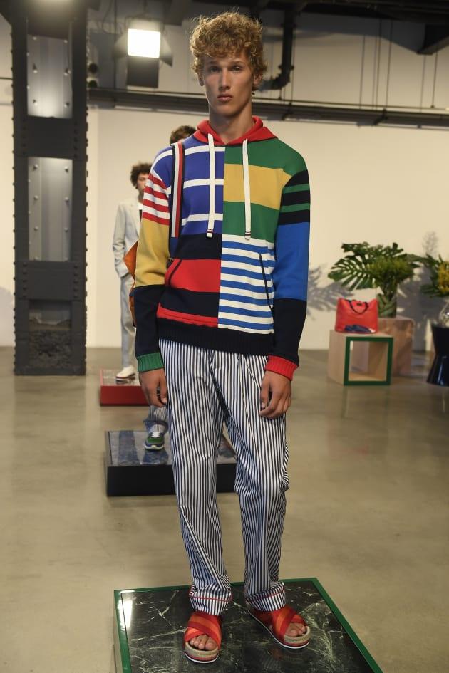 Tommy Hilfiger - Runway - New York Fashion Week: Men's S/S 2017