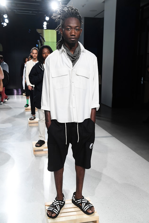 Assembly - Runway - New York Fashion Week: Men's S/S 2017