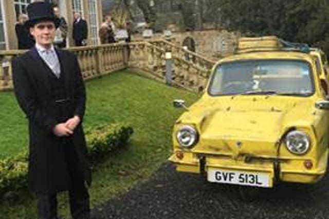 The Only Fools and Horses funeral