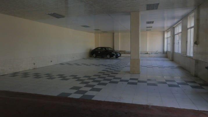 cuban rental car agency showroom