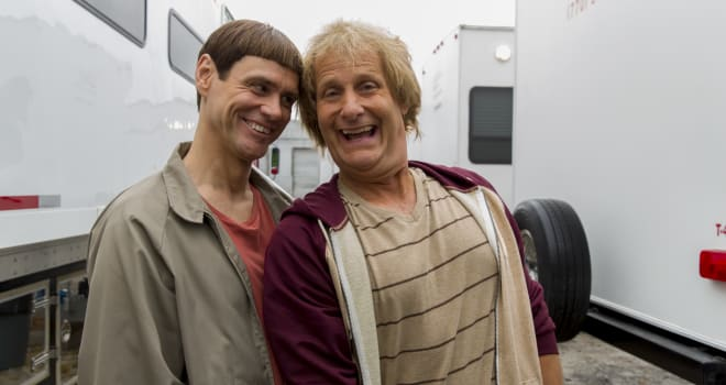 Dumb and Dumber To Finishes Filming, Declared Best Movie of All Time