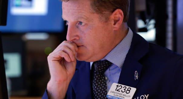 Wall Street new york stock exchange investing government shutdown