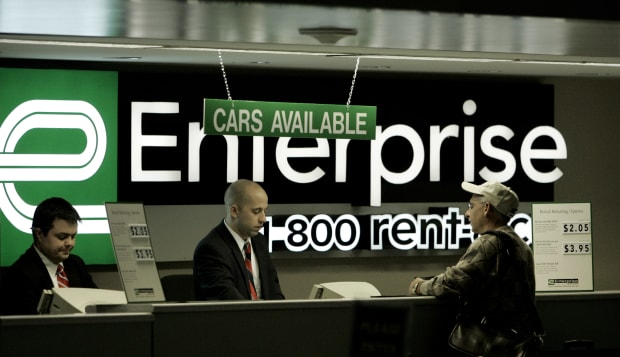 CAR RENTAL ENTERPRISE