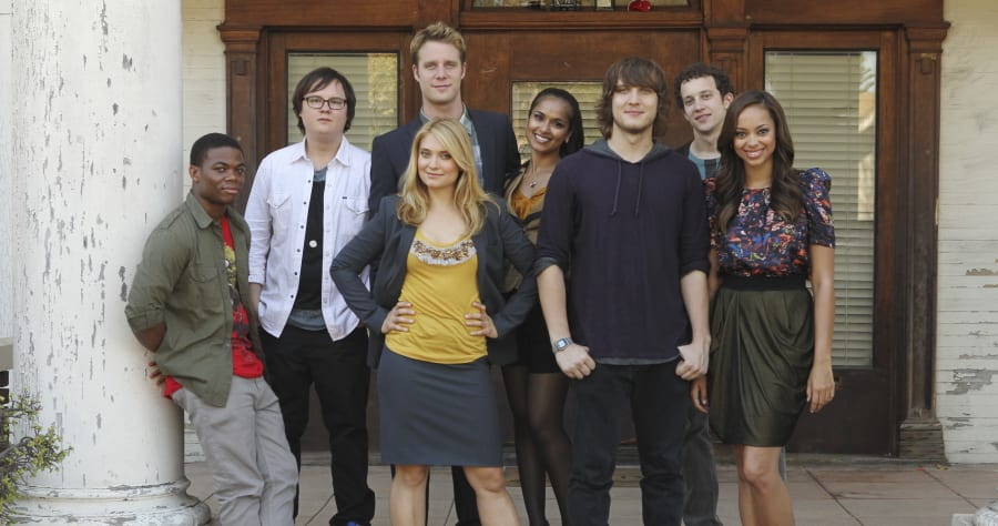 ABC Family's 'Greek' - Season Four